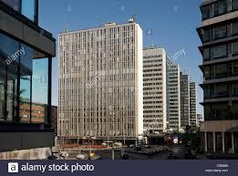 stockholm office. High Rise Office Buildings In A Row At Hötorgshusen, Stockholm, Sweden Stockholm