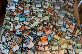 Buy in bulk to motivate. 1000 Bulk Magic The Gathering Cards Common Uncommon Mixed Magic Products Bulk Crazy Timmy Games