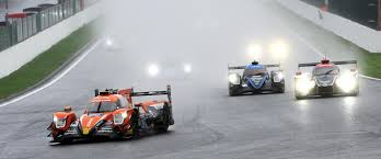it was also success in the l for the united autosports team with the no2 ligier nissan final making it to the podium with 2017 drivers chion