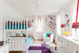 ikea hemnes bunk bed kids contemporary with mixed patterns white dresser table lamps bunk beds kids dresser