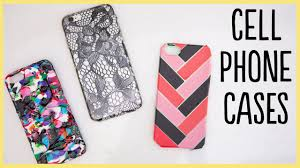 Mobile Cover Designs Handmade Diy Cell Phone Cases Cute And Easy