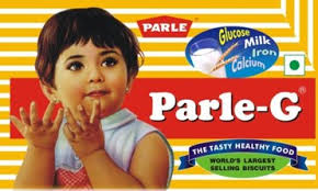 Parle g is India's largest selling biscuit. Facebook