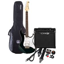yamaha pacifica. yamaha pacifica 112 bl / line 6 spider classic 15 mp-bundle