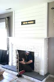 faux fireplace mantles faux fire place faux fireplace updated this fireplace looks so real and it faux fireplace