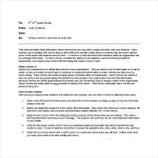 Sample Legal Memo Template Free Documents In Internal Pdf