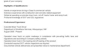 Delivery Driver Resume Examples Truck Driver Resume Sample Pdf Truck Driver Resume Sample Canada