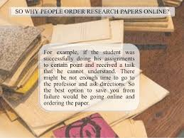 reasons to buy research paper online 6