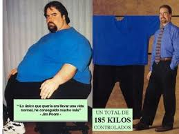 Weight Management The Amazing Story Of Jim Poores Weight Loss With