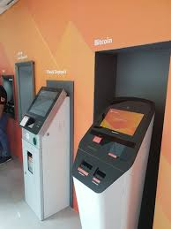 Bitcoin is legal in the philippines. Bitcoin Atm In Makati Unionbank Of The Philippines The Ark Ayala Insular Branch