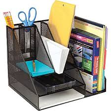 giant office supplies. staples wire mesh giant desk organizer black office supplies