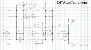 "diypnp documentation for 1999 2000 mazda miata diyautotune com this circuit requires a switched 12v input ground and connection of the circuit s output to the ""field"" terminal the proto area under the microsquirt"