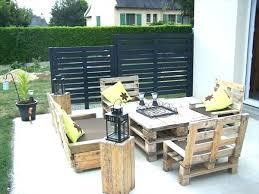 skid furniture. Design Skid Patio Furniture Unique Pallet Outdoor Ideas Of U