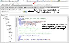 Advanced HTML Sitemaps with HTML Sitemap Generator