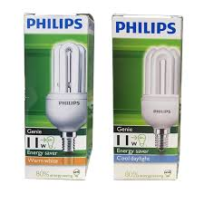 PHILIPS GENIE 11W WW E27 220-240V WARM ...