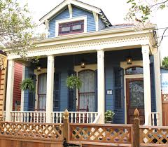 Dispatch From New Orleans: New Orleans House Paint Colors: Blue .
