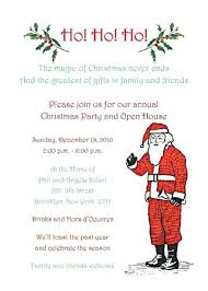 Sample Of Christmas Party Invitation Holiday Party Invite Poem Orgullolgbt
