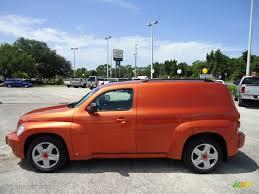 Sunburst Orange II Metallic 2008 Chevrolet HHR LS Panel Exterior ...