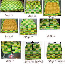 African Skirts Patterns Impressive How To Make An Ankara Skirt AndOr Dress TribeAppeal