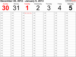 time study templates excel time study templates excel lovely weekly calendar 2013 for excel 4