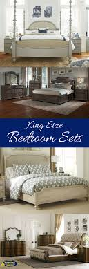 These Large And Luxurious King Size Bedroom Sets Offer Plenty Of Space To  Spread Out.