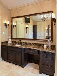 Dark Emperador Bathroom Material From Levantina Dallas Bathroom - Bathroom remodel dallas