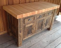 full size of excellent kitchen butcher block island vintage unfinished wooden cart with lighting extraordinary units