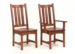 amish dining chair. Mission Dining Chairs Vintage Chair From Dutchcrafters Amish Furniture O
