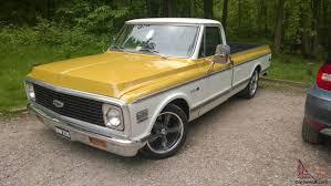 chevy c10 fleetside pickup gmc no swap px