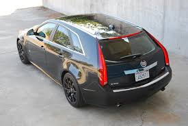 Review: 2013 Cadillac CTS-V Wagon | Car Reviews and news at ...