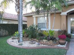 Asian House Landscape Ideas for Front Yard