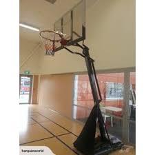 60 inch portable xl basketball ring system adjule 2 3 3 05m backboard 152x90cm