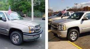 2003-2007 Chevy Silverado and GMC Sierra Crew Cab Car Audio Profile