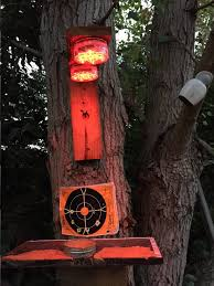Arlo Red Light Rodent Feed Station With Red Light And Arlo Camera Archer