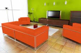 Orange Living Room Chairs Beautiful Orange Living Room Furniture Homegrownherbalcom