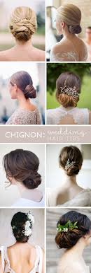 Chingon Hair Style best 25 chignons ideas easy chignon tutorial 2199 by wearticles.com
