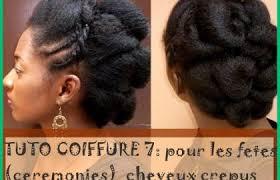 Coiffure Mariage Pour Cheveux Crepu 185703 Coiffure Mariage