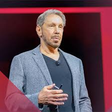 Larry Ellison Charts a Course for the Future of Cloud | Oracle Israel