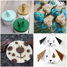 Cute Puppy Themed Baby Shower Ideas