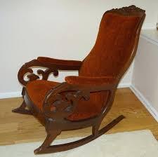 wooden rocking chair cushions for nursery menwhostareatplantsinfo