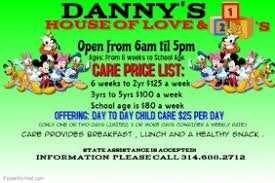 Childcare Flyers 110 Customizable Design Templates For Daycare Postermywall