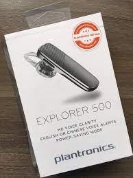 Tai nghe Bluetooth Plantronics Explorer 500 - Hàng chính hãng, giá tốt