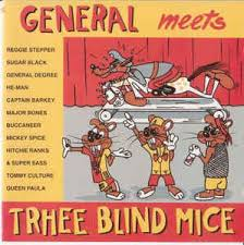 general meets three blind mice cd pilation al cover