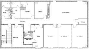 Medical Office Floor Plans U2013 House Plans  Luxury J290632011 Floor Floor Plan Office