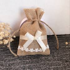 <b>100pcs</b>/lot New <b>Fashion Lace</b> Favor Bags , Rustic Wedding ...