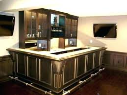 modern basement bar ideas.  Ideas Basement Wet Bar Cabinets Unique Modern Lifestyle  Layout   To Modern Basement Bar Ideas