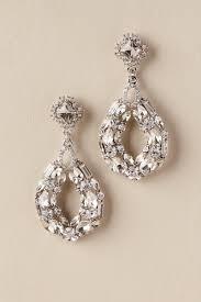 tasha chandelier earrings silver
