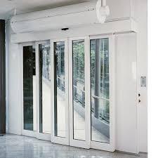 glass alluminum pristine white double