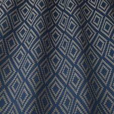 Curtain Fabric Iliv Dimensions Collection Stratus Ink Geometric Curtain Fabric