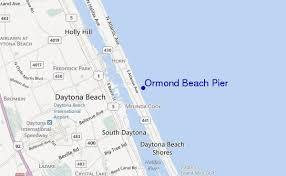 Tide Chart Ormond Beach Florida