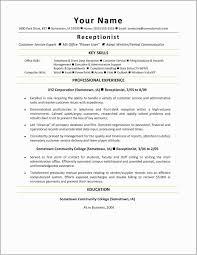 Portfolio Samples Download Save Key Skills Examples For Resume